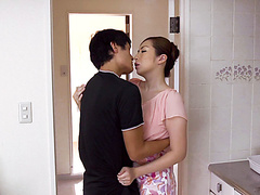 MILF Wants To Fuck Her Stepsons Friend