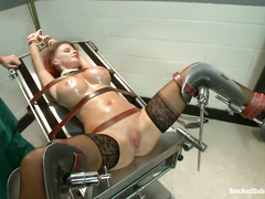 Hardcore, bondage, domination and anal
