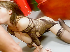 Amazing Japanese whore Azusa Nagasawa in Hottest JAV uncensored Big Tits clip