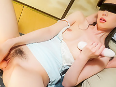 Crazy Japanese slut Misaki Yoshimura in Amazing JAV uncensored Dildos/Toys movie