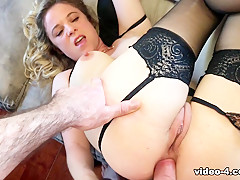 Secretary Gives Anal On Business Trip - ErinElectra