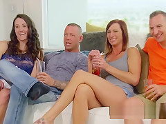 Desirable Friends Pleasing Each Other