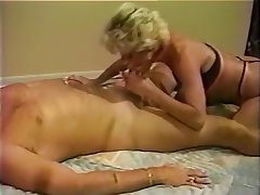 Hank Armstrong does hot older woman in Forty Plus Mistiness Newspaper 3 (1997)
