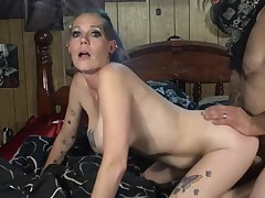 Chassidy Lynn -Smoking RAW Fuck