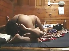 Fucking with subdue friend hot gf